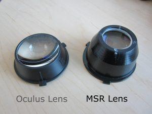 VR Expert Oculus RIft DK2 microsoft lenses