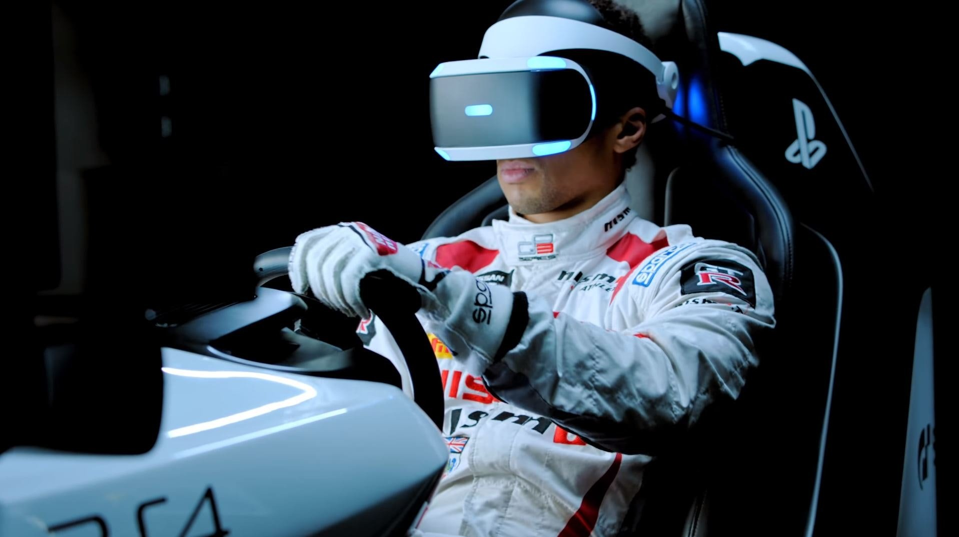 virtual reality in de sport racing