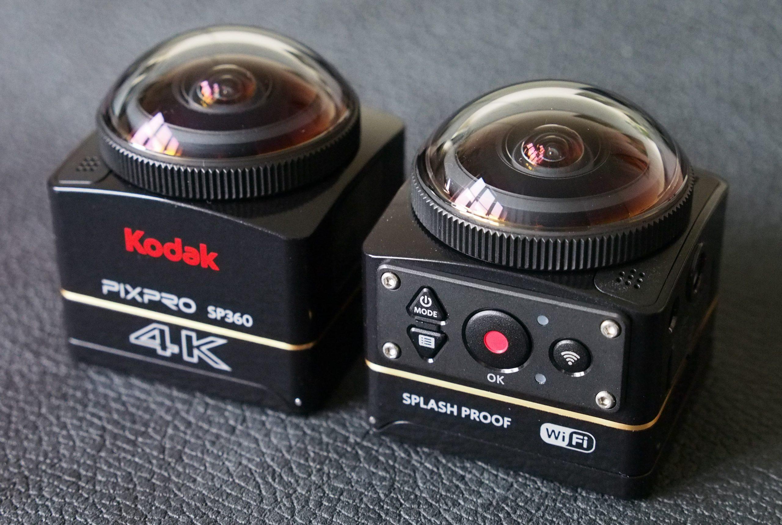 kodak 360 graden camera