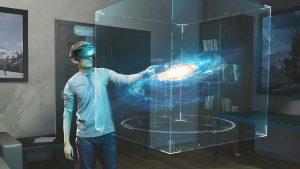 VR Expert Hololens Galaxy Explorer