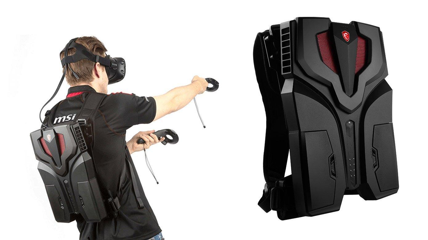 VR Backpack