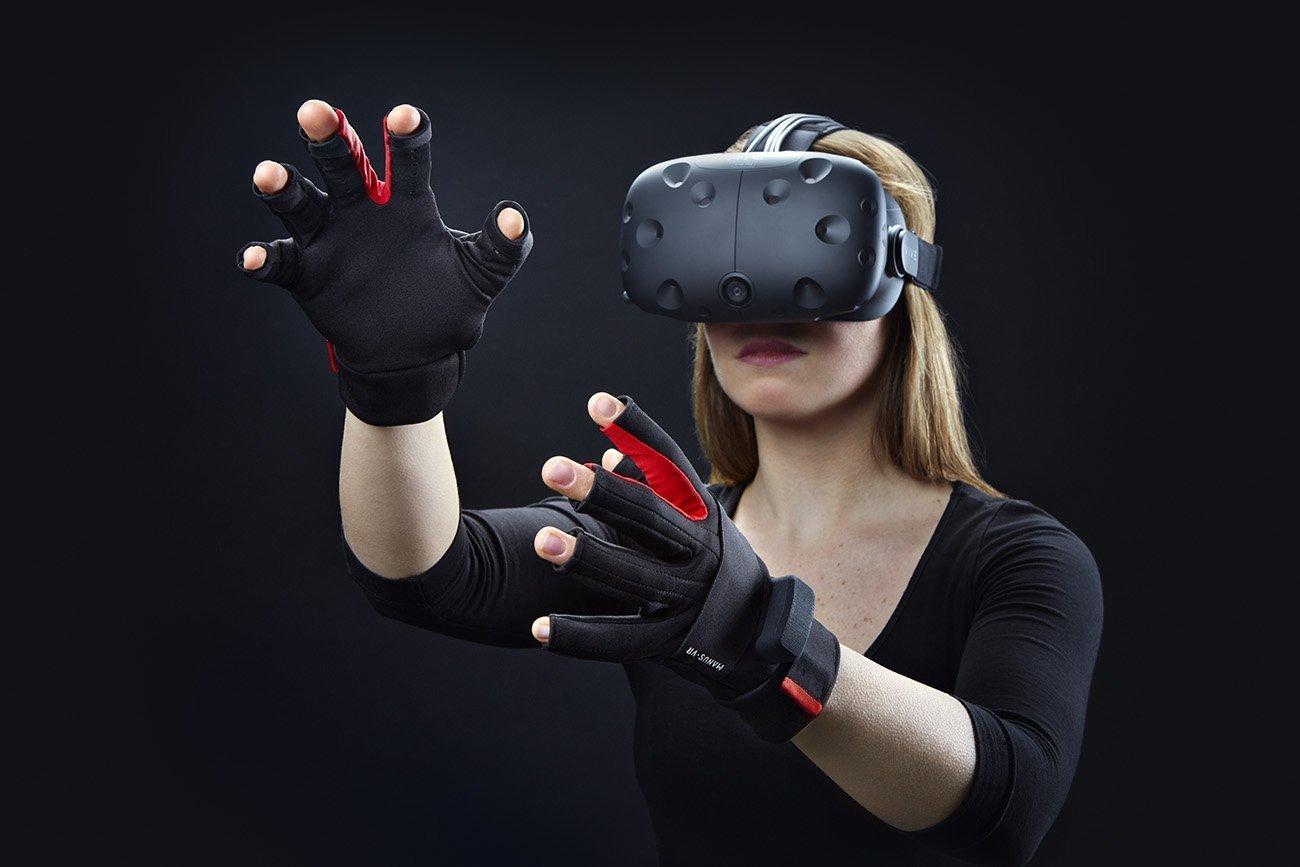 Manus VR dvk