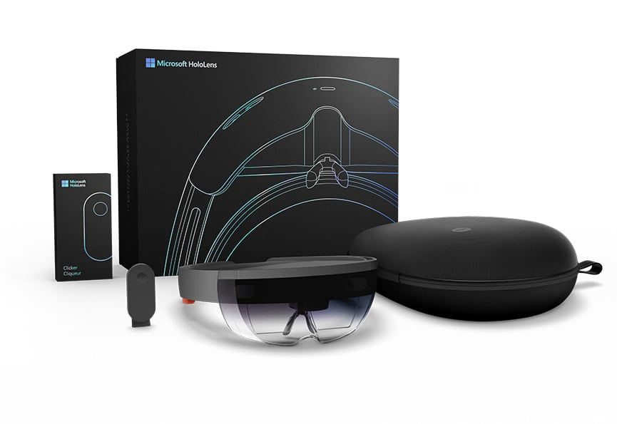 VR Expert Hololens what's in the box