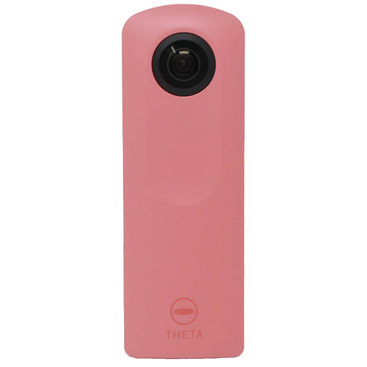 Ricoh 360 camera voorkant