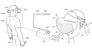 ps4vr patent