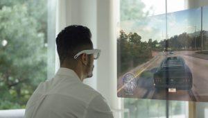 Samsung AR glasses lite