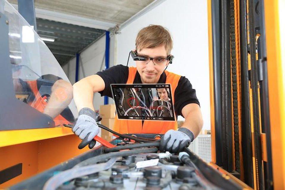 Vuzix remote expertise