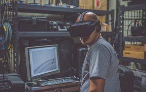 VR Manufacturing