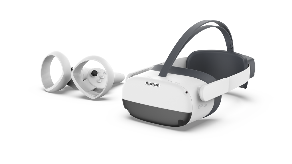 VR Expert Pico Neo 3 and Controllers