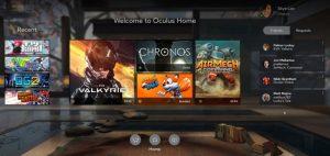VR Expert Oculus Home