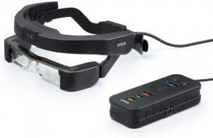 VR Expert Epson MOVERIO PRO BT-2000