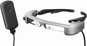 VR Expert Epson MOVERIO BT-350