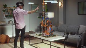 VR Expert Hololens gebruik