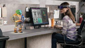 VR expert Hololens AR
