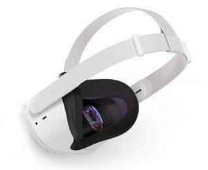 VR Expert Oculus Quest 2 side