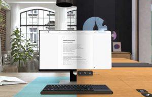 VR Expert Workrooms Laptop