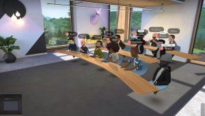VR Expert Horizon Workrooms class