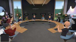 VR Expert Facebook Horizon Conference