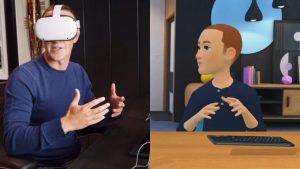 VR expert Zuckerberg Horizon