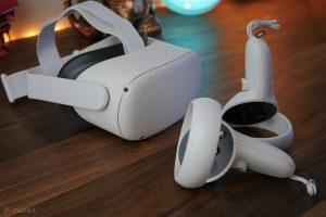 VR expert Oculus Quest